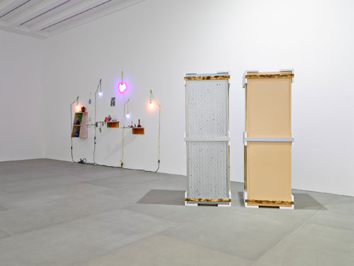 Installation view (1). Image courtesy of the artist and Blain|Southern. Photograph: Peter Mallet.