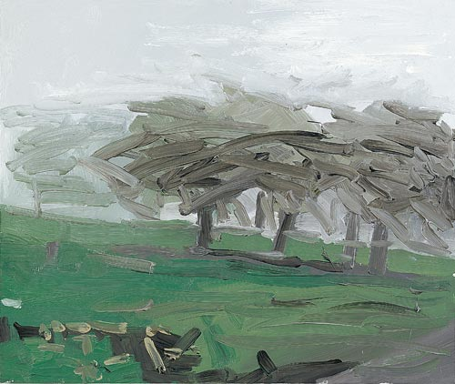 Gerhard Richter. <em>B&uuml;hler H&ouml;he </em>(<em>B&uuml;hler Heights</em>) <em>(749-2), </em>1991. Oil on canvas, 52 x 62 cm. Museum Frieder Burda, Baden-Baden &copy; Gerhard Richter. Photo: Museum Frieder Burda, Baden-Baden