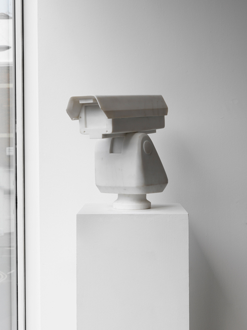 Ai Weiwei. Surveillance Camera, 2010. Courtesy the artist and Lisson Gallery. Photograph: Ken Adlard.