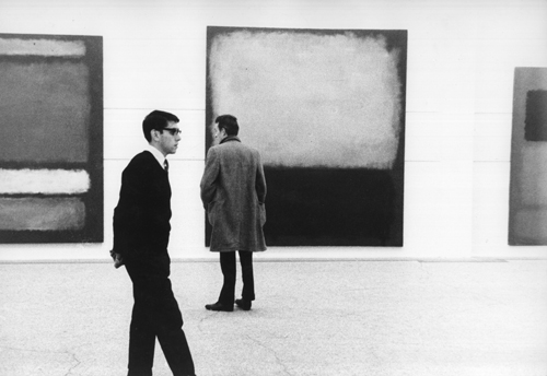 Mark Rothko 1961, Whitechapel Gallery, view 2. Photograph: Sandra Lousada