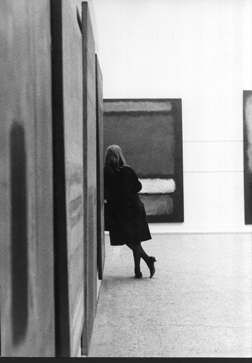 Mark Rothko 1961, Whitechapel Gallery, view 3. Photograph: Sandra Lousada