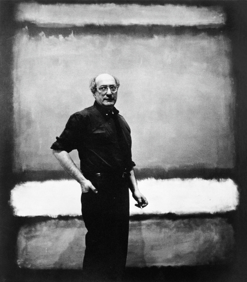 Mark Rothko, 1961. © 1998 Kate Rothko Prizel and Christopher Rothko/VG Bild-Kunst, Bonn 2008