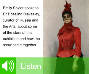 Rosalind Blakesley interview