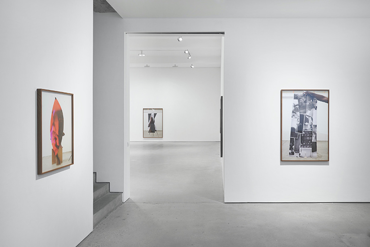 Paul Mpagi Sepuya, Condo London in association with Team Gallery, exhibition view, Modern Art, Vyner Street, London, 11 January - 15 February 2020. Photo: Ben Westoby. Courtesy the artist, Modern Art, London & Team Gallery.
