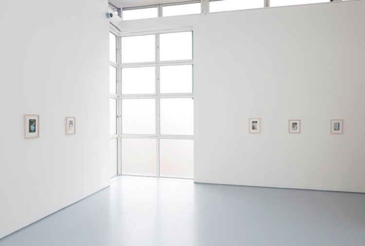 Tuesday Smillie. Reflecting Light Into the Unshadow. Installation view, Dundee Contemporary Arts, 2019. Photo: Ruth Clark.