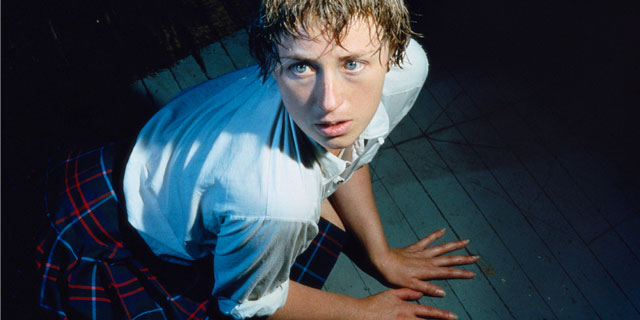 Cindy Sherman. Untitled #92, 1981. Chromogenic print, 61 × 121.9 cm. Collection of Cynthia and Abe Steinberger.