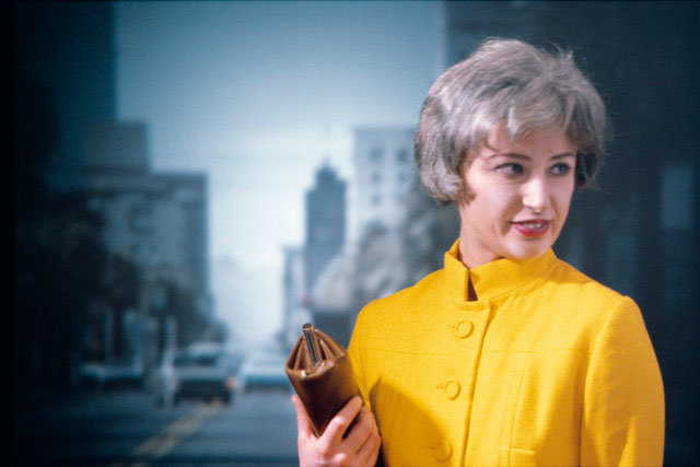 Cindy Sherman. Untitled #74, 1980. Chromogenic print, 40.6 × 61 cm. Victoria & Albert Museum.