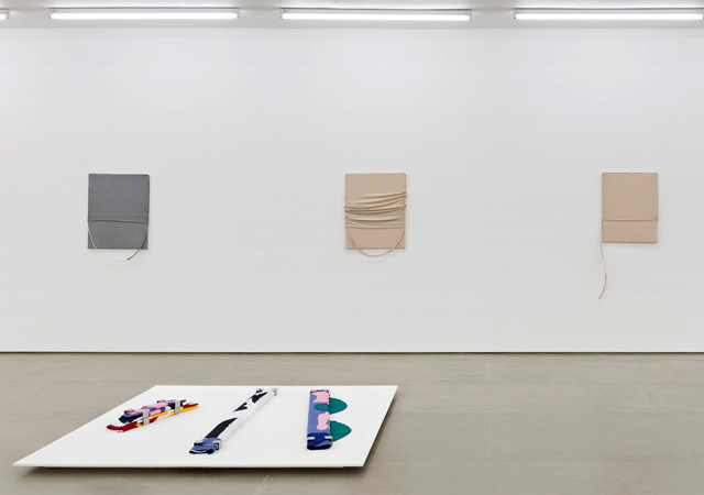 Installation view, Gerda Scheepers, Rooms, Mary Mary, 2019. Image courtesy the artist; Mary Mary, Glasgow. Photo: Malcolm Cochrane.