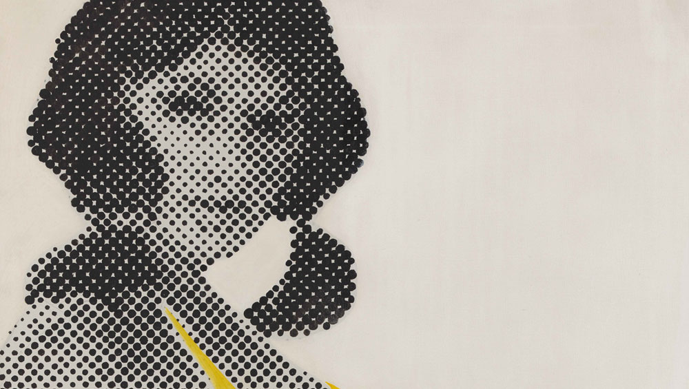 Presenting Roy Lichtenstein, Sigmar Polke and Gerald Laing in dialogue with each other within the context of their pop-inspired pointillism, Source and Stimulus is a vibrant study of the origin of the Ben-Day dot in fine art