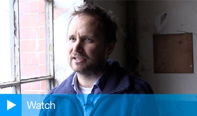 Video interview: Tomás Saraceno at the Bargehouse, Oxo Tower Wharf, London, 16 January 2014.