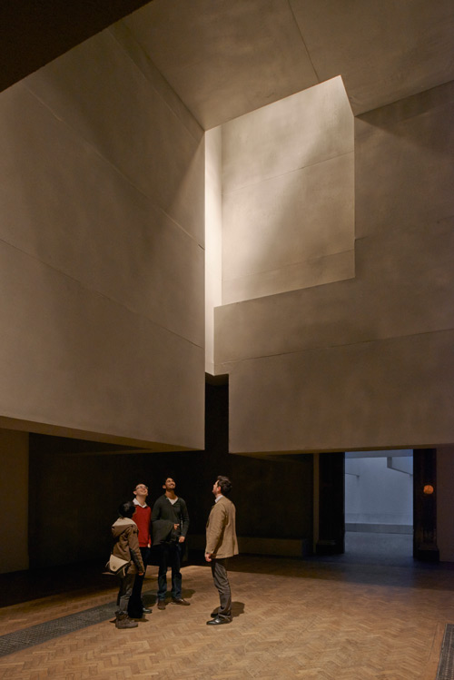 Installation by Grafton Architects. Photograph © Royal Academy of Arts, London, 2014. Photograph: James Harris.