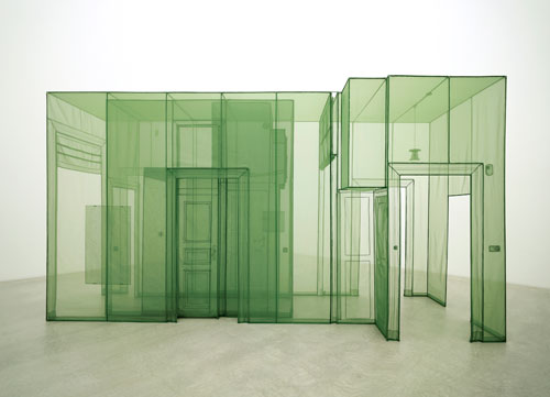 Do Ho Suh. Wielandstr. 18, 12159 Berlin. © the artist and Cattelain Collection. Photograph: Nils Clauss.
