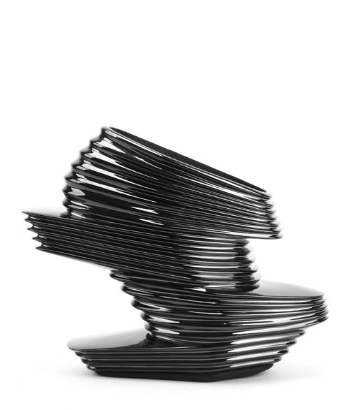 NOVA. Zaha Hadid for United Nude. © Image courtesty of United Nude.