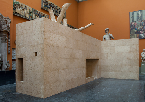 Studio Mumbai. <em>In Between Architecture</em>, 2010. © Studio Mumbai, commissioned by the V&A.