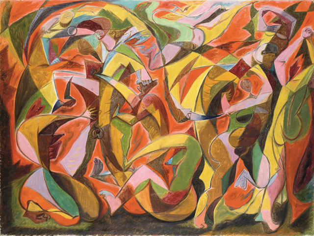 André Masson. Massacre, 1931.