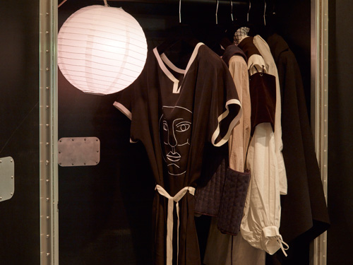 Corin Sworn. Max Mara Art Prize for Women. Installation view (3) at Whitechapel Gallery, London, May 2015. Photograph: Stephen White. Courtesy Whitechapel Gallery