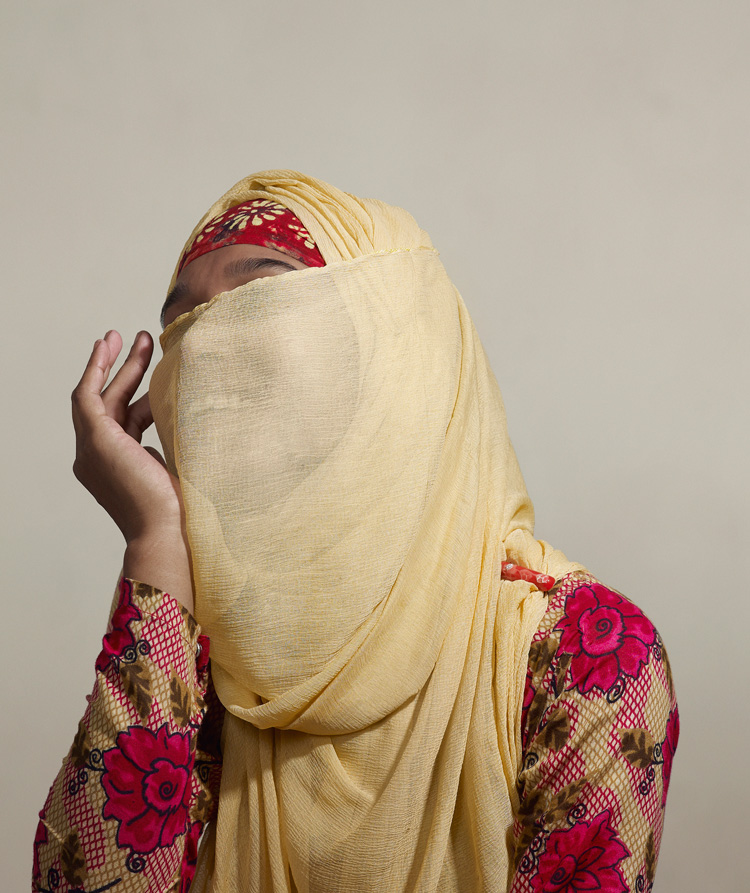Sabina, 16 years by Jouk Oosterhof, from the series Invisible, In Focus: Child Brides in Bangladesh, 2018 © Jouk Oosterhof.