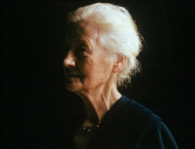 Margaret Tait, Portrait of Ga, 1952. Film still. Courtesy of the Margaret Tait estate and LUX.