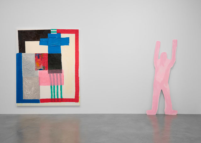 True Colours, Sadie Laska. Installation view. © Courtesy Newport Street Gallery. Photograph: Prudence Cuming Associates.