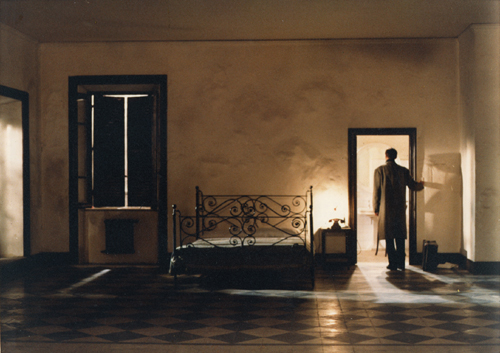 Still from <em>Nostalghia</em>. 1983.
