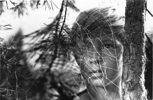 Still from <em>Ivan's Childhood</em>. 1962.