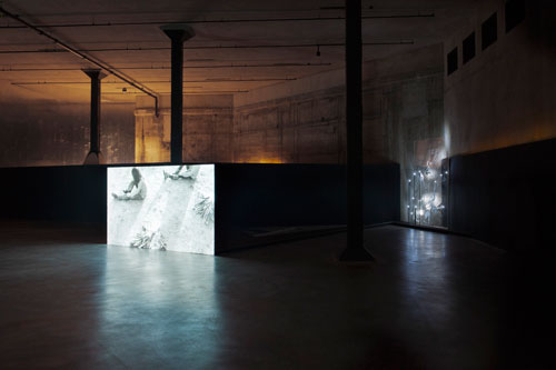 Sung Hwan Kim. The Tanks Commission, 2012 (installation view). © Sung Hwan Kim . Photograph: Tate Photography.