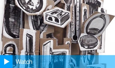 Drawn Together: Artist as Selector