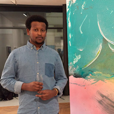 Robel Temesgen: 'Being an Ethiopian in Norway was a really interesting inversion'