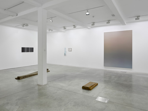The Gap: Selected Abstract Art from Belgium. Installation view photograph: Jack Hems.