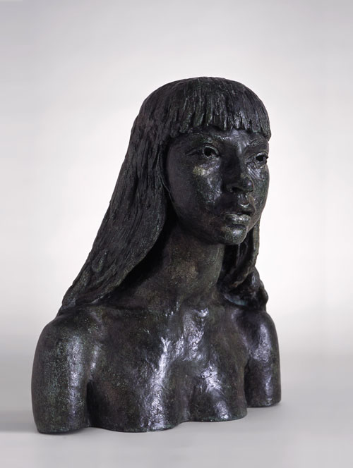 Sir Jacob Epstein. 