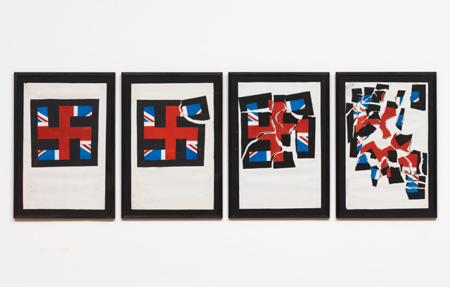 Eddie Chambers. Destruction of the National Front, 1979-80. © Tate, London 2015.