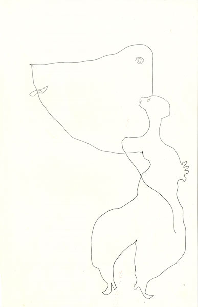 Franciszka Themerson. Attraction