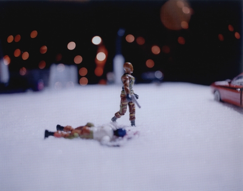 Hank Willis Thomas. Winter in America, 2006. 4:59 min video. Courtesy of the artist and Jack Shainman Gallery, New York.