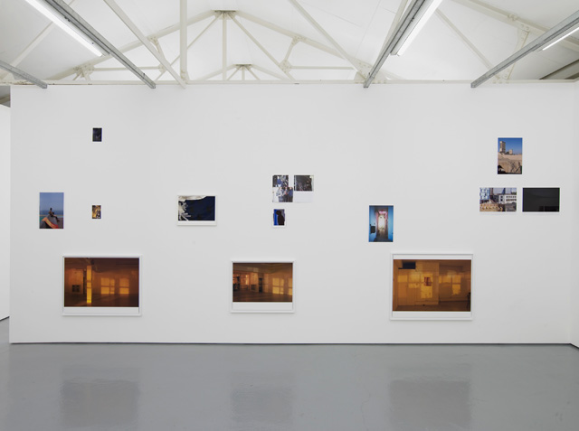 Wolfgang Tillmans. Exhibition view (4), Maureen Paley, London, 2016. © Wolfgang Tillmans, courtesy Maureen Paley, London.