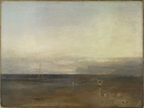 JMW Turner. The Evening Star, 1830. Oil on canvas. © The National Gallery, London. Turner Bequest, 1856.