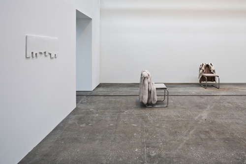 Nicole Wermers. Installation, 2015. Photograph: Keith Hunter.