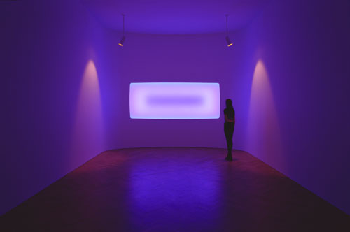 James Turrell. Ukaloo, Wide Glass, 2011. Installation view (1), courtesy Pace London. © James Turrell, Florian Holzherr.
