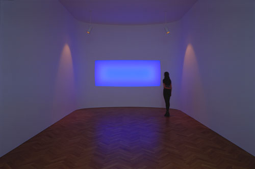 James Turrell. Ukaloo, Wide Glass, 2011. Installation view (2), courtesy Pace London. © James Turrell, Florian Holzherr.
