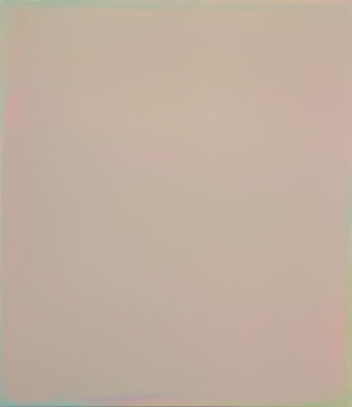 Boo Saville. Untitled (Pearl), 2014. Oil on canvas, 70 x 60 cm.