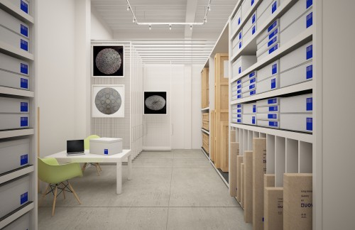 Storage Facility Long Island City Photos