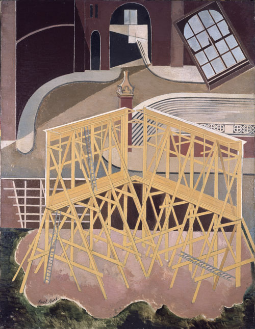 Paul Nash. Northern Adventure, 1929. Copyright Tate, London 2013.