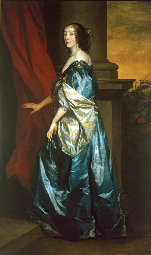 Anthony Van Dyck. <em>Lucy Percy, Countess of Carlisle</em>,  1637. Private Collection