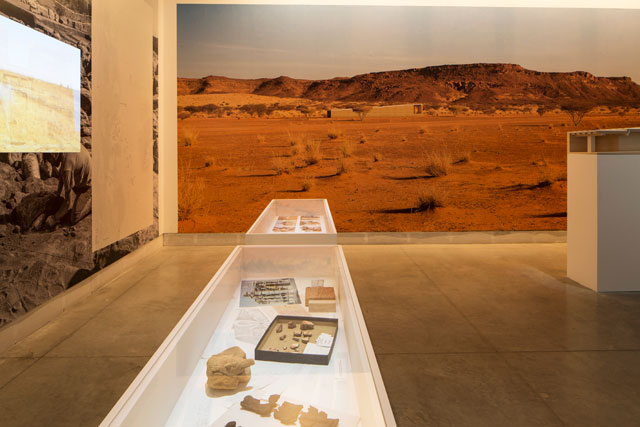 David Chipperfield's ongoing Naqa Site Museum project in Sudan.