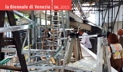All the World's Futures: the 56th Venice Biennale
