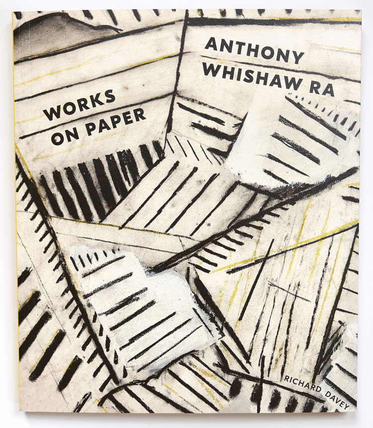 Anthony Whishaw RA, Works on Paper, Beam Editions, 2020.