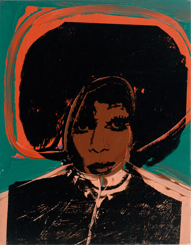 Andy Warhol. Ladies and Gentlemen (Helen/Harry Morales), 1975. Italian private collection. © 2020 The Andy Warhol Foundation for the Visual Arts, Inc. / Licensed by DACS, London.