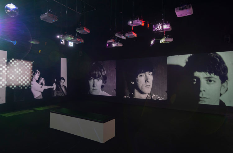 Andy Warhol, installation view, Tate Modern 2020. © Tate photography, Andrew Dunkley.
