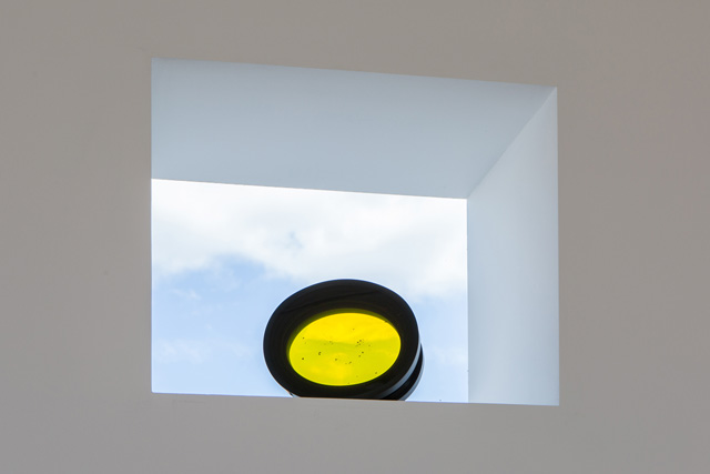 Alison Wilding. Floodlight, 2001. Cast acrylic. Courtesy of