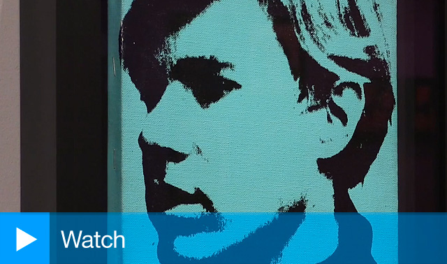 Andy Warhol: Works from the Hall Collection, Ashmolean Museum, Oxford, 4 February – 15 May 2016.