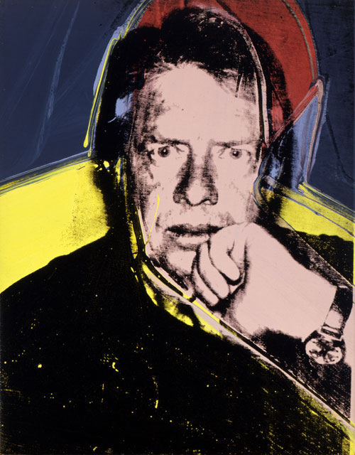 Andy Warhol. Jimmy Carter, 1976. Collection of the Andy Warhol Museum, Pittsburgh. Image © The Andy Warhol Foundation for the Visual Arts, Inc. / Artists Rights Society (ARS), New York / DACS, London 2013.